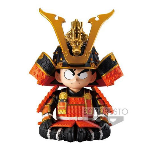 Figure Anime - Kid Goku Japanese Armor & Helmet Dragon Ball (ver.A)