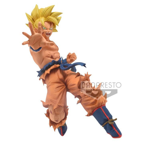 Figure Anime - Son Goku Dragon Ball Super Drawn by Toyotaro!! Father-son Kamehameha
