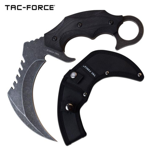 Tac-Force Karambit Fixed Blade (3CR13)