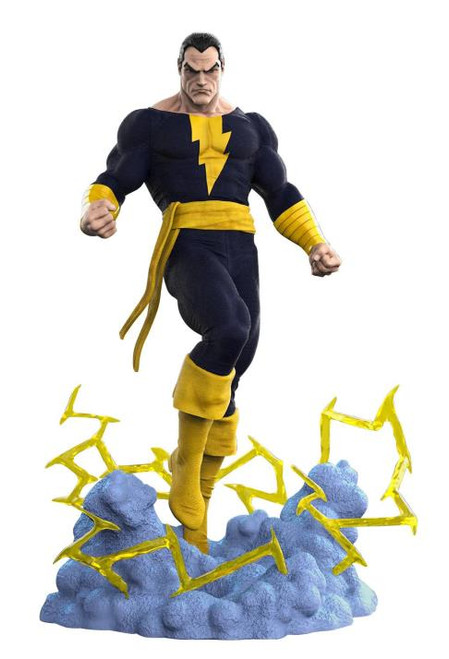 FIGURE DC - COMIC BLACK ADAM (GALLERY) PVC