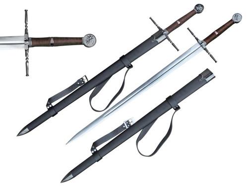 THE WITCHER III - Sword of Geralt 2 (Brown Handle)