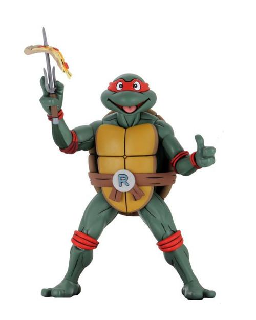 Figure - Raphael TMNT (Cartoon) – 1/4 Scale Action Figure