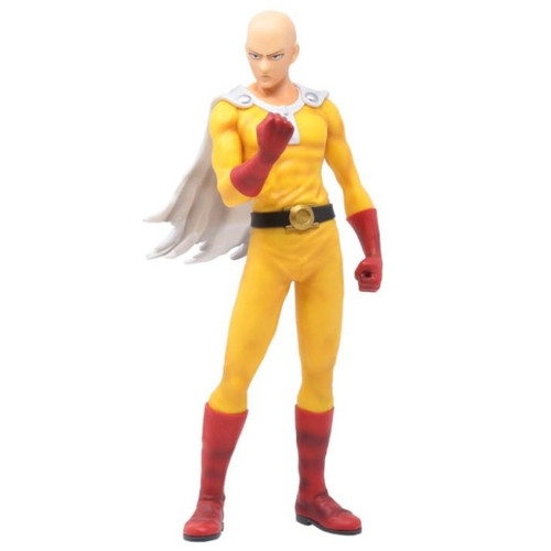 "Figure Bandai - Saitama (Serious Face) ""One Punch Man"""