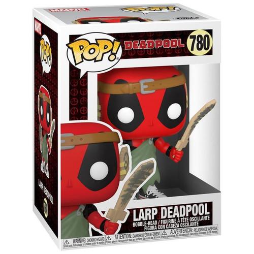 "Funko POP - Deadpool LARP ""30th Anniversary"" [780]"