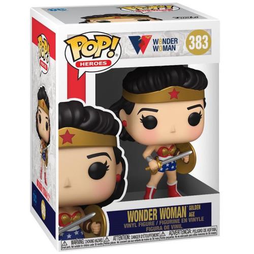 "Funko POP - Wonder Woman (Golden Age) ""80th Anniversary"" [383]"