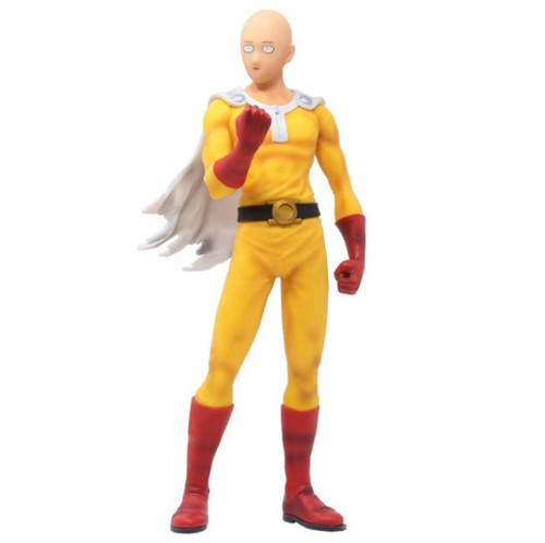 "Figure Bandai - Saitama (Normal Face) ""One Punch Man"""