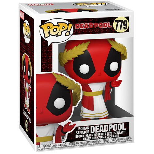 "Funko POP - Deadpool Roman Senator ""30th Anniversary"" [779]"