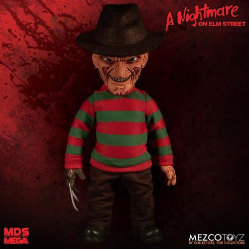 "Doll - Freddy Krueger Talking ""A Nightmare on Elm Street"" 15"""
