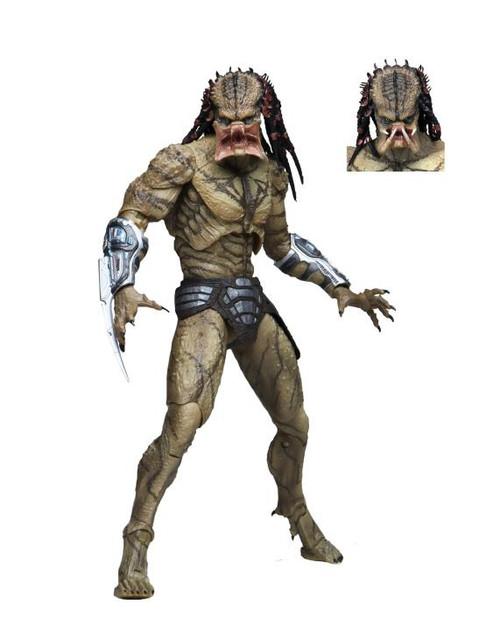 Predator (2018) – 7″ Scale (AF) – Ultimate Assassin (Unarmored)