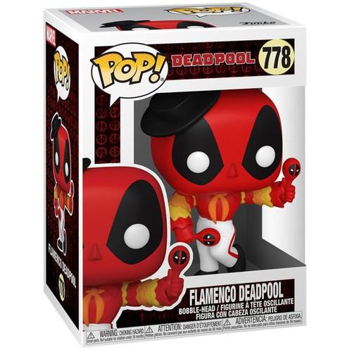 "Funko POP - Deadpool Flamenco ""30th Anniversary"" [778]"