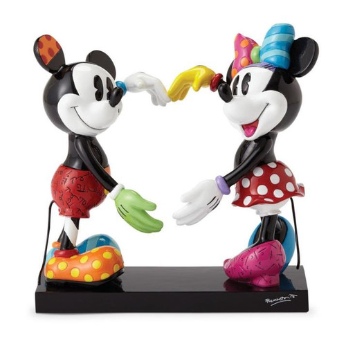 Disney - Micky & Minnie Figure Britto