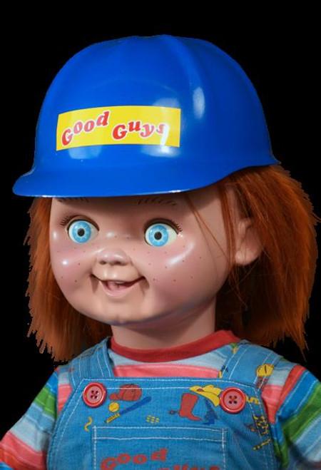 """Prop - Good Guys Construction Helmet """"Child's Play 2"""""""