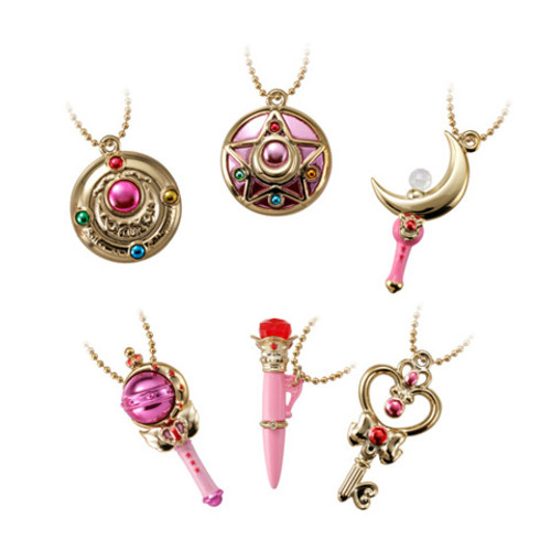 Figure Bandai - Sailor Moon [Vol. 1] Little Charm (Assorted) [1 Random Box]
