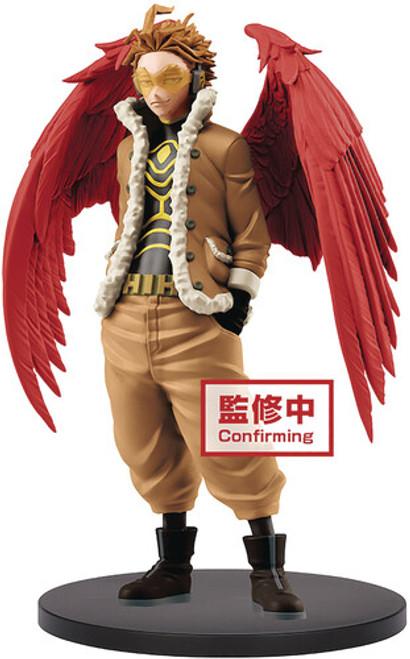 My Hero Academia Hawks Age of Heroes Banpresto Statue