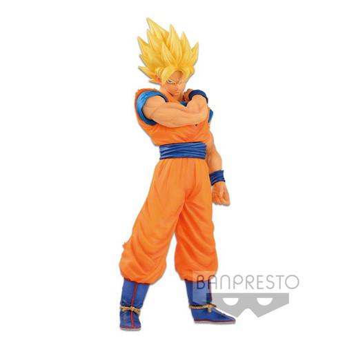 Figure Anime - Super Saiyan Goku Dragon Ball Z - Resolution of Soldiers vol.1 (ver.A)