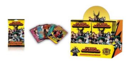 Sticker Pack (MHA) Hologram Mystery Pack [1 Random Bag]