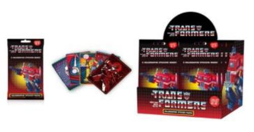 Sticker Pack (Transformer) Hologram Mystery Pack [1 Random Bag]