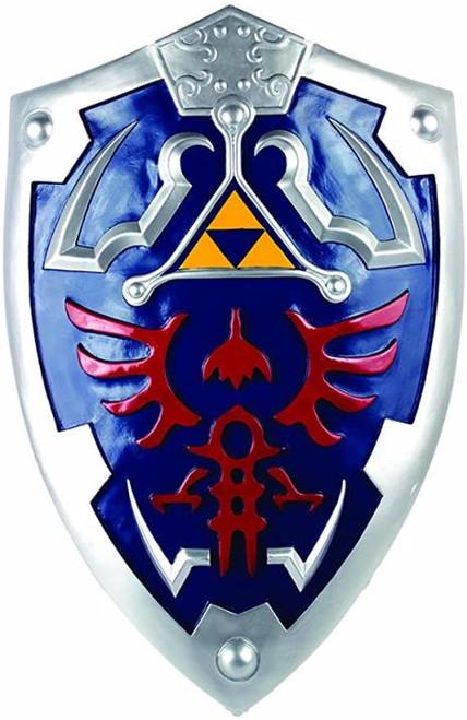 """Zelda Shield Large Size (BLUE) 24.5"""""""