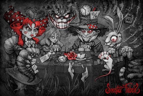 Sinister Fabels Poster