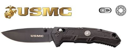 USMC Bragg Manual Folding Knife (3Cr13)