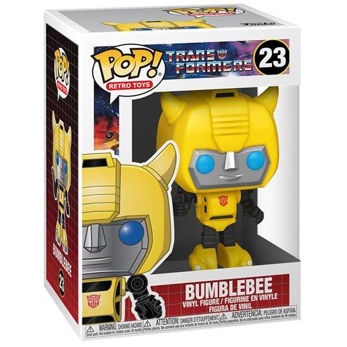 Funko POP - Transformers Bumblebee [23]