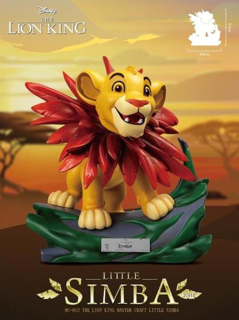 The Lion King Little Simba Master Craft Beast Kingdom Statue