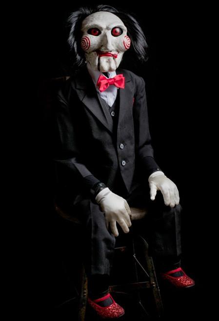 "Puppet - Billy Puppet ""SAW"" Prop"
