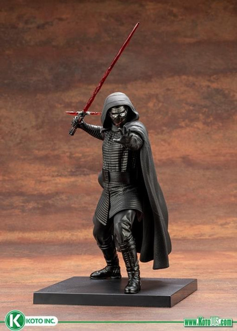 Star Wars Kylo Ren (1/10 SCALE) ARTFX+ Statue
