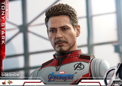 Figure Marvel - Tony Stark (Team Suit) Sixth Scale Figure (HT)