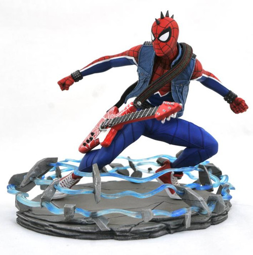 FIGURE MARVEL - PS4 SPIDER-PUNK PVC ( GALLERY CLASSIC )