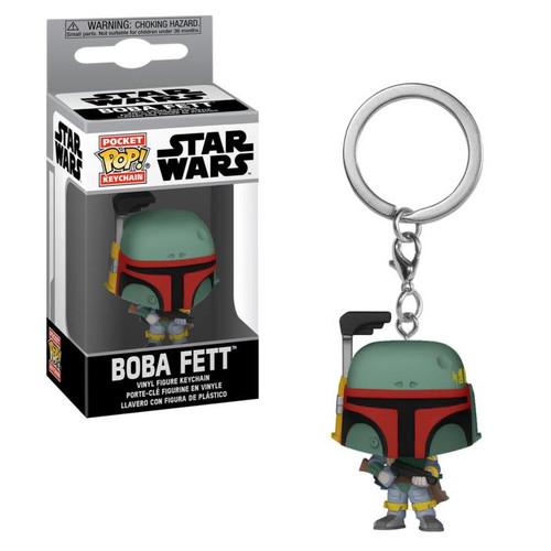 "Funko POP Keychain - Boba Fett ""Star Wars"""