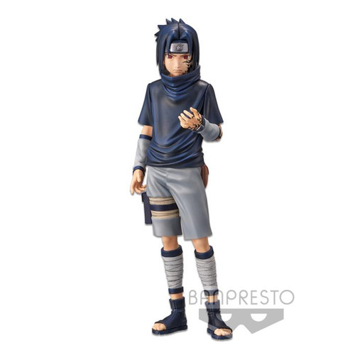 Figure Anime - Naruto Grandista nero Uchida Sasuke  #2