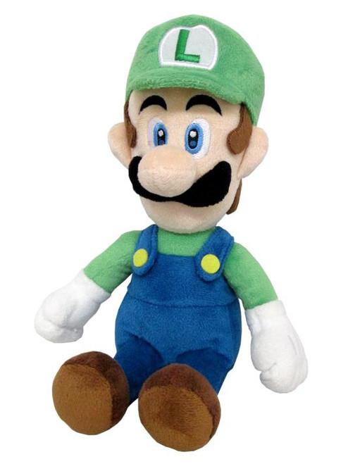 """Plush - Luigi 10"""""""