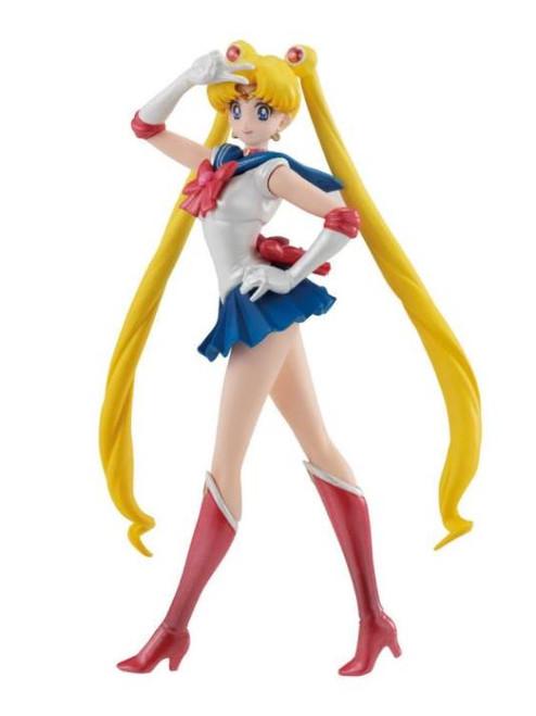 """Figure Anime - Sailor Moon 4.5"""" Scale"""