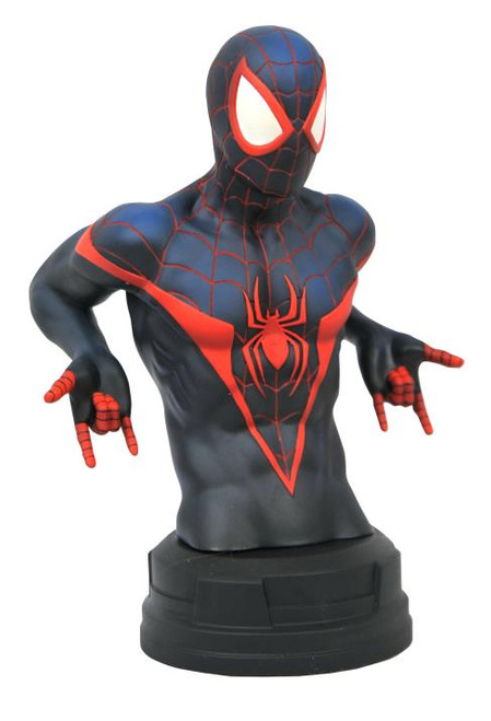 FIGURE BUST - COMIC MILES MORALES 1/6 SCALE [LIMITED EDITION 3,000 Pieces]