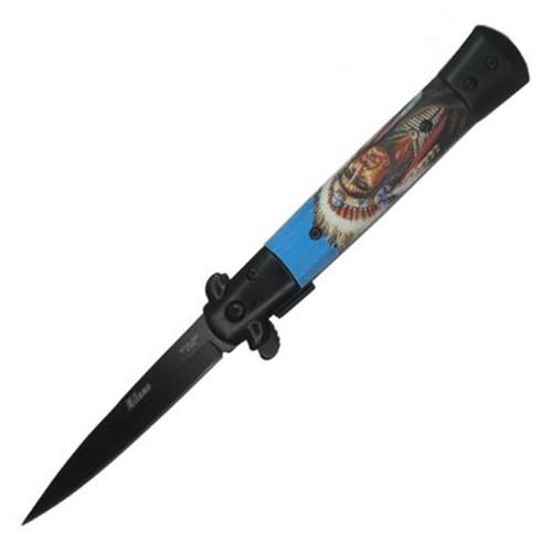 Milano Stiletto (Indian) A/O Pocket Knife
