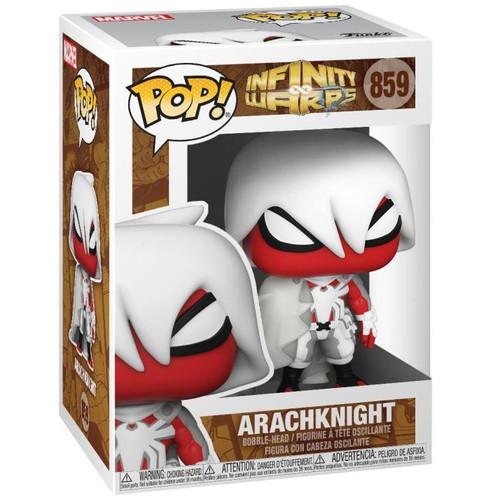 "Funko POP - Arachknight ""Marvel Infinity Warps"" [859]"