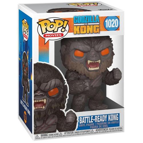 """Funko POP - Battle Ready Kong """"Godzilla Vs Kong"""" [1020]"""