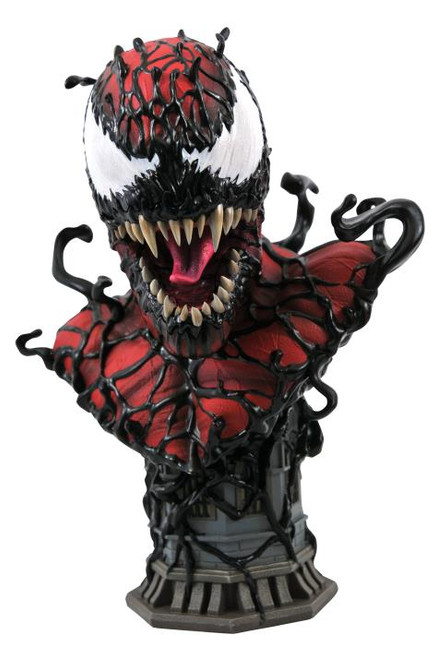 MARVEL BUST - CARNAGE 1/2 SCALE [LIMITED to 1,000] BUST