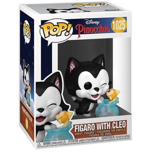 "Funko POP -  Figaro Kissing Cleo ""Pinocchio"" [1025]"