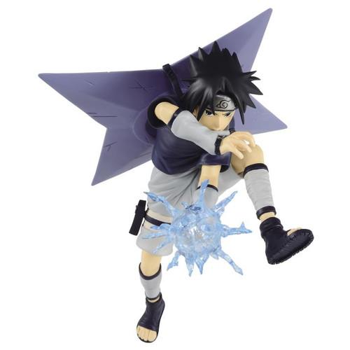 Figure Anime - (Uchiha Sasuke) Naruto Vibration Stars
