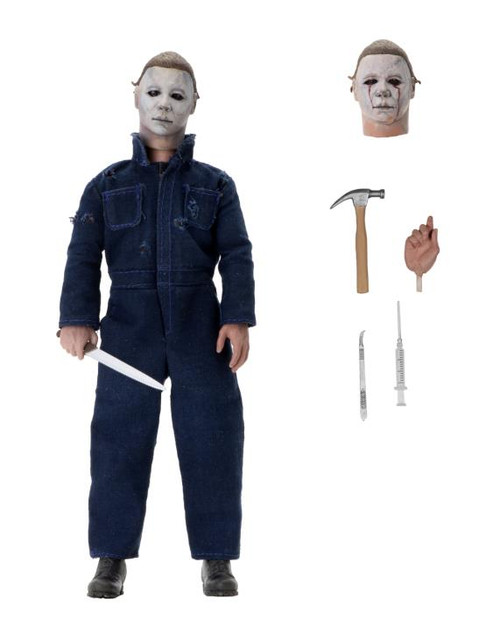 """Michael Myers (1981) """"Halloween 2"""" – 8"""" [Clothed] (AF)"""