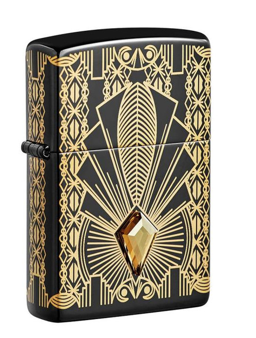 2021 Art Deco Design Collectible of the Year (Limited 5,000) Zippo