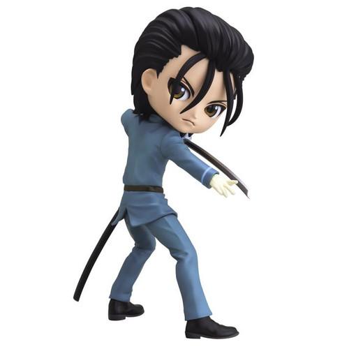Figure Anime - Rurouni Kenshin - Meiji Swordsman Romantic Story - Qposket - Hajime Saito (ver.A)