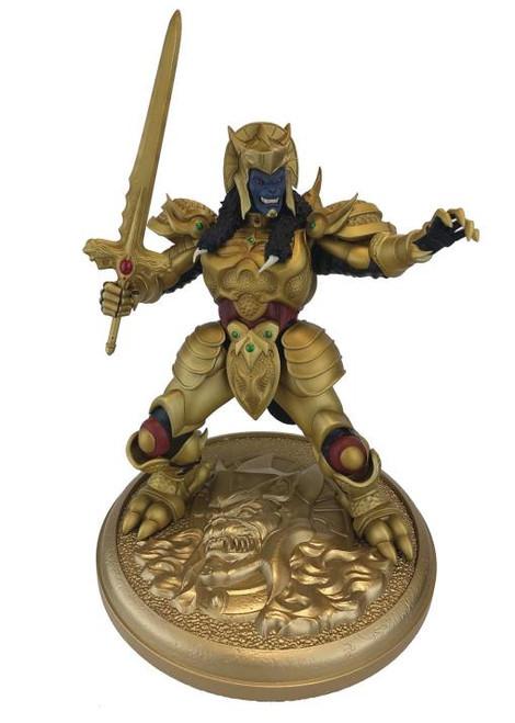FIGURE POWER RANGER - GOLDAR 1:8 SCALE PVC STATUE