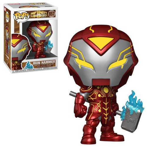 "Funko POP - Iron Hammer ""Marvel Infinity Warps"" [857]"