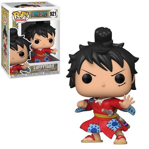 "Funko POP - Luffy in Kimono ""One Piece"" [921]"