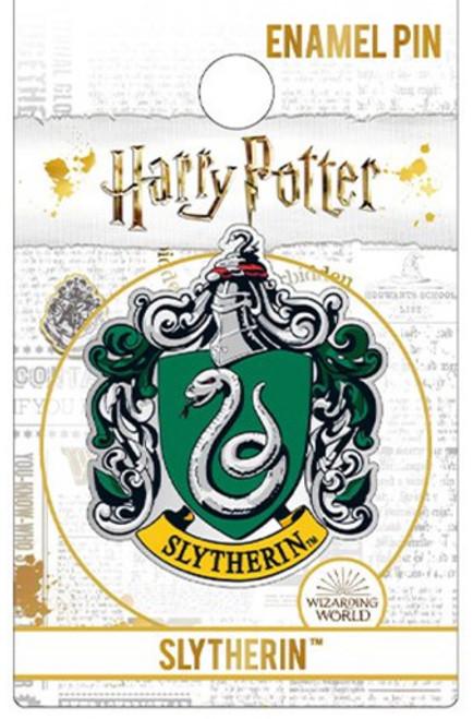 Pin - HP Slytherin Crest Enamel