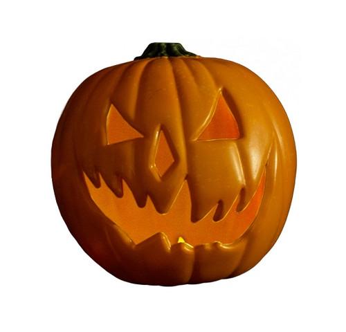 """Prop - """"Halloween 6"""" Light Up Pumpkin (The Curse of Michael Myers)"""