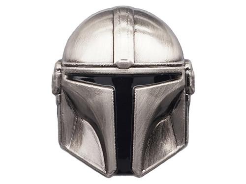 """Pin - Mandalorian Helmet """"Star Wars"""""""
